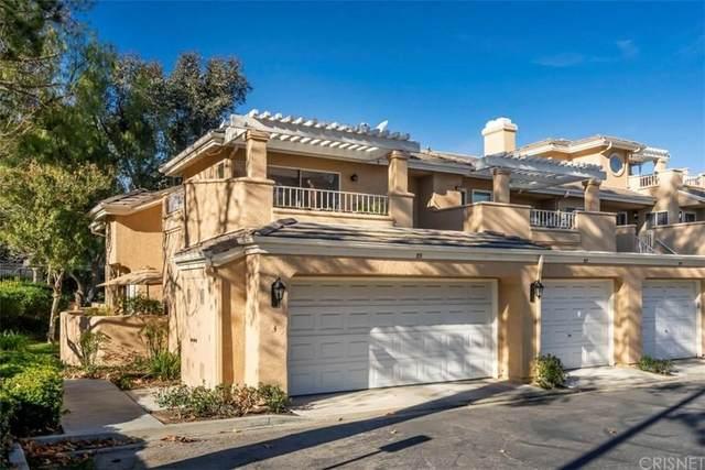 24001 Arroyo Park Drive #85, Valencia, CA 91355 (#SR20036614) :: Lydia Gable Realty Group