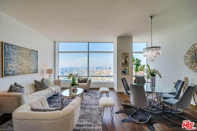 900 W Olympic Boulevard 37H, Los Angeles (City), CA 90015 (#20555622) :: TruLine Realty