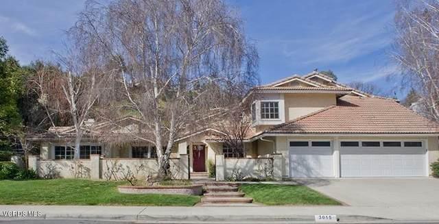 3015 Three Springs Drive, Westlake Village, CA 91361 (#220001876) :: The Pratt Group