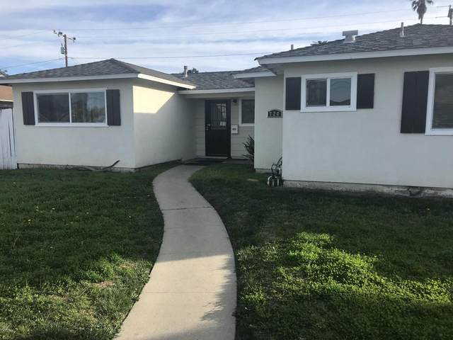726 W Elm Street, Oxnard, CA 93033 (#220001881) :: TruLine Realty