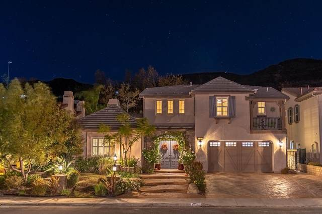 4153 Eagle Flight Drive, Simi Valley, CA 93065 (#220001883) :: Randy Plaice and Associates