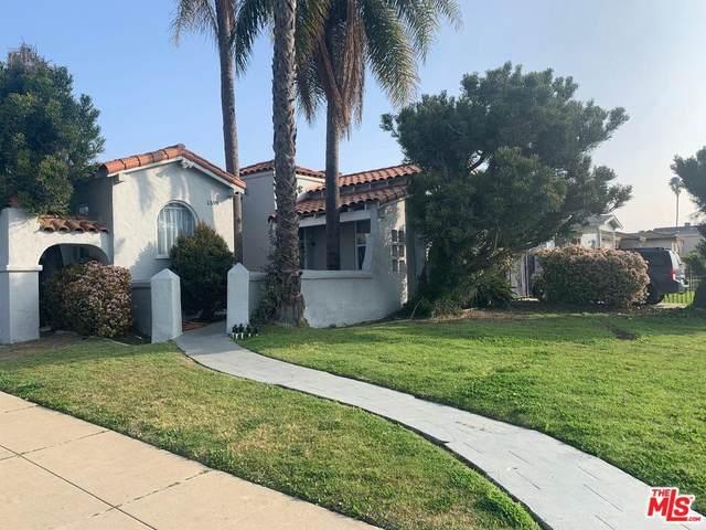 1559 W 81ST Street, Los Angeles (City), CA 90047 (#20555918) :: The Pratt Group
