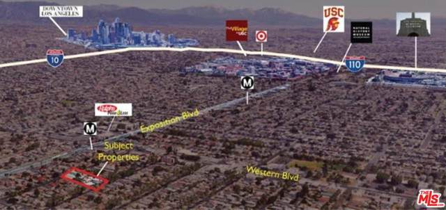 3807 S St Andrews Place, Los Angeles (City), CA 90062 (#20555984) :: Randy Plaice and Associates