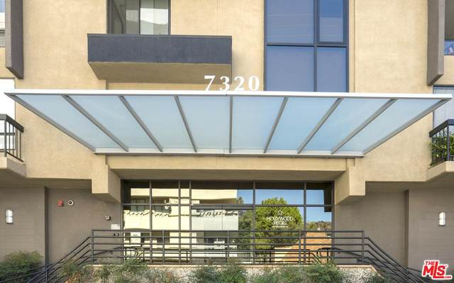 7320 Hawthorn Avenue #416, Los Angeles (City), CA 90046 (#20556040) :: The Pratt Group