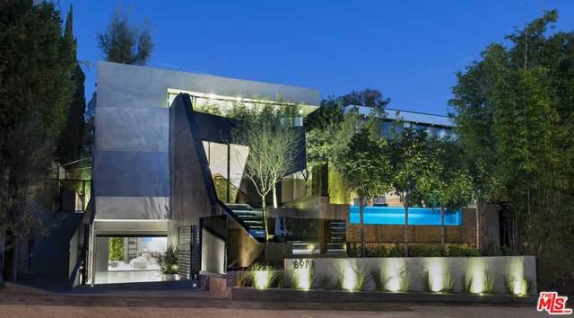 8971 Shoreham Drive, Los Angeles (City), CA 90069 (#20556074) :: TruLine Realty