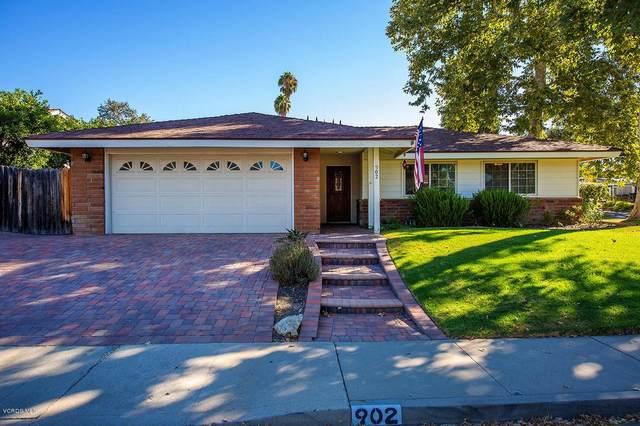 902 Park Road, Ojai, CA 93023 (#220001895) :: Randy Plaice and Associates