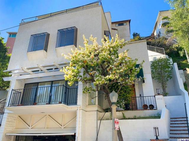1713 Queens Court, West Hollywood, CA 90069 (#320000694) :: TruLine Realty