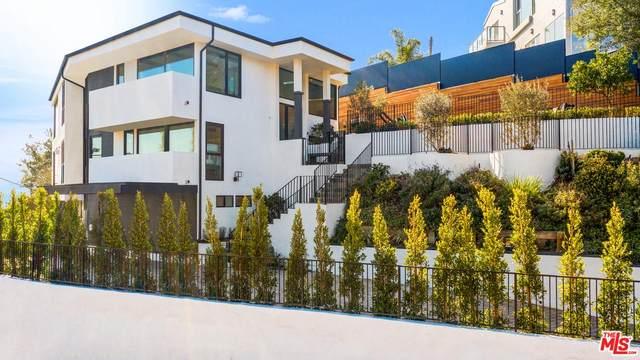 1015 N Tigertail Road, Los Angeles (City), CA 90049 (#20555836) :: The Pratt Group