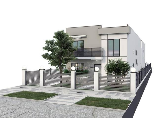 860 W 78TH Street, Los Angeles (City), CA 90044 (#SR20025158) :: The Pratt Group