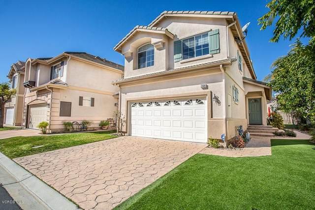 2909 Capella Way, Thousand Oaks, CA 91362 (#220001908) :: The Suarez Team