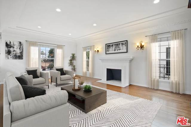 229 S Doheny Drive, Beverly Hills, CA 90211 (#20556228) :: The Suarez Team