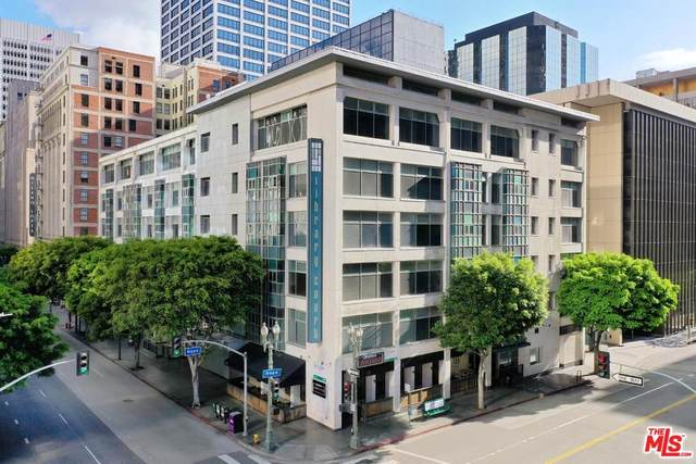 630 W 6TH Street #411, Los Angeles (City), CA 90017 (#20553744) :: The Pratt Group