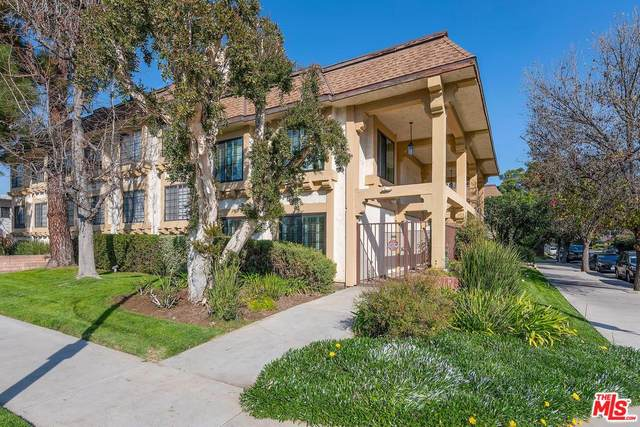 5404 Quakertown Avenue #7, Woodland Hills, CA 91364 (#20556000) :: The Pratt Group