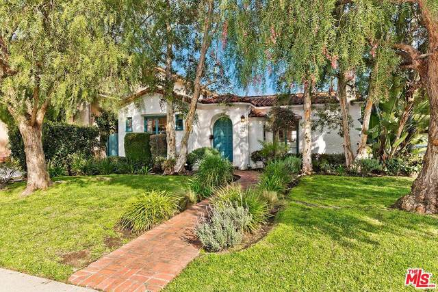 272 S Swall Drive, Beverly Hills, CA 90211 (#20556182) :: The Suarez Team