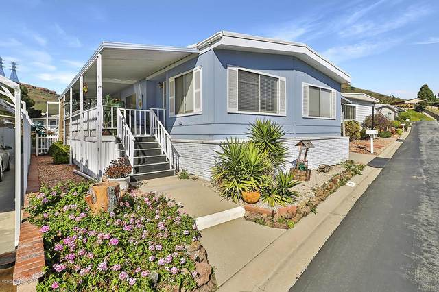 70 La Palma, Newbury Park, CA 91320 (#220001922) :: Randy Plaice and Associates