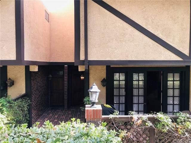 24420 Victory Boulevard #6, Woodland Hills, CA 91367 (#SR20035989) :: Lydia Gable Realty Group