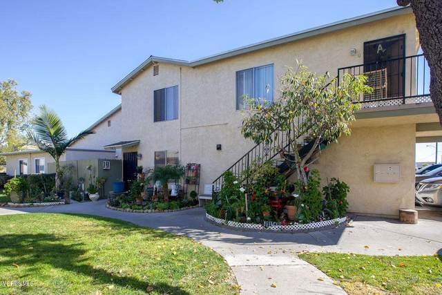 1341 Casa San Carlos Lane B, Oxnard, CA 93033 (#220001926) :: TruLine Realty