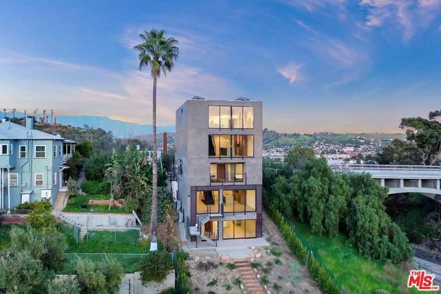 600 Park Row Drive, Los Angeles (City), CA 90012 (#20556410) :: TruLine Realty
