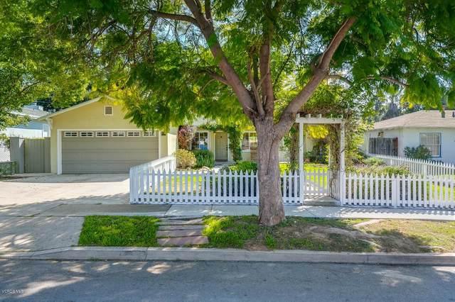 270 Monte Via, Oak View, CA 93022 (#220001933) :: Randy Plaice and Associates