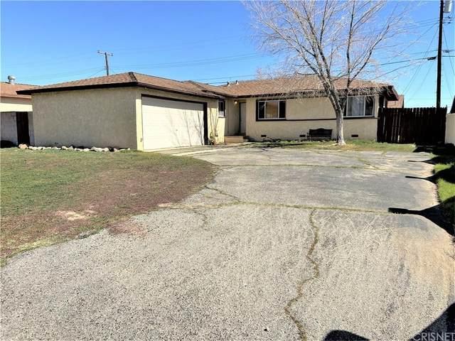 3392 Camden Street, Rosamond, CA 93560 (#SR20037932) :: Randy Plaice and Associates