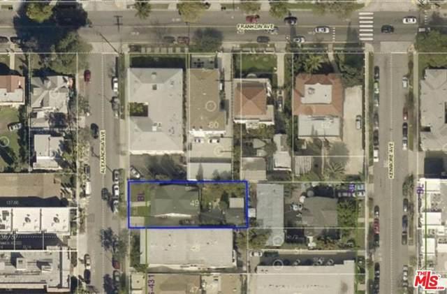 1844 N Alexandria Avenue, Los Angeles (City), CA 90027 (#20554034) :: The Pratt Group