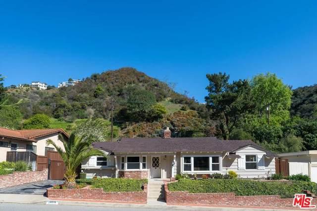 1808 Roscomare Road, Los Angeles (City), CA 90077 (MLS #20555120) :: Deirdre Coit and Associates