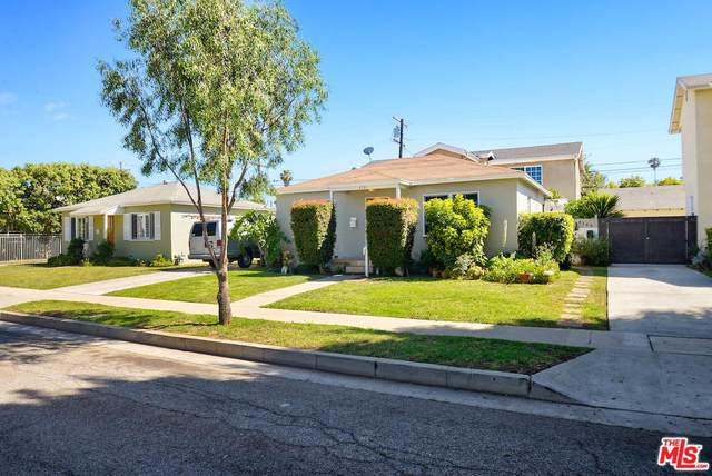 4181 Commonwealth Avenue, Culver City, CA 90232 (#20555702) :: The Suarez Team
