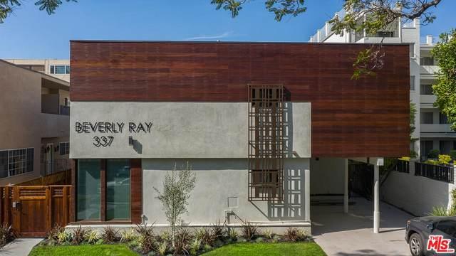 337 N Oakhurst Drive, Beverly Hills, CA 90210 (#20555378) :: The Suarez Team