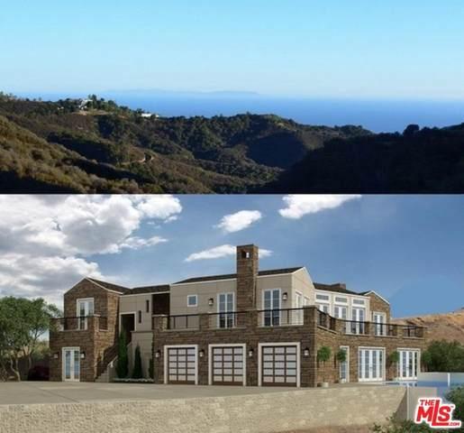 1050 Latigo / Castro Peak Road, Malibu, CA 90265 (#20556556) :: Lydia Gable Realty Group