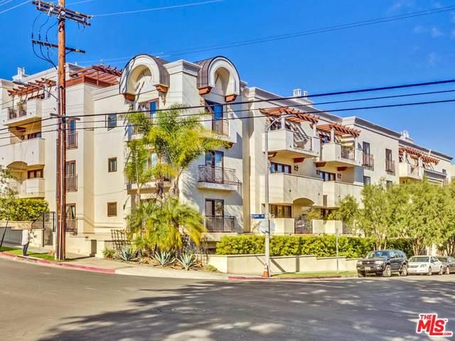 11863 Darlington Avenue #210, Los Angeles (City), CA 90049 (#20555986) :: The Suarez Team
