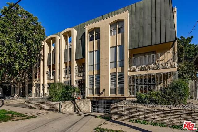 1820 Canyon Drive #202, Los Angeles (City), CA 90028 (#20556180) :: The Pratt Group