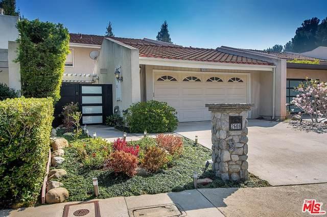 2608 Claray Drive, Los Angeles (City), CA 90077 (MLS #20554974) :: Deirdre Coit and Associates