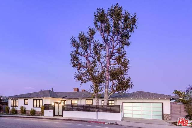 2418 Roscomare Road, Los Angeles (City), CA 90077 (MLS #20555458) :: Deirdre Coit and Associates