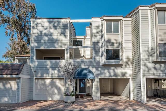 1174 S Westlake Boulevard B, Westlake Village, CA 91361 (#220001947) :: The Pratt Group