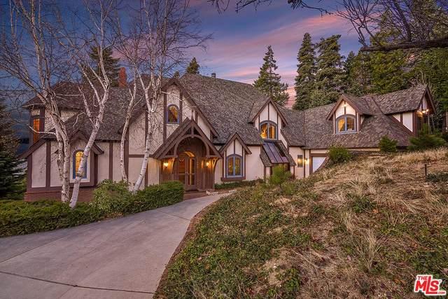 29082 Bald Eagle, Lake Arrowhead, CA 92352 (MLS #20-556600) :: Mark Wise | Bennion Deville Homes