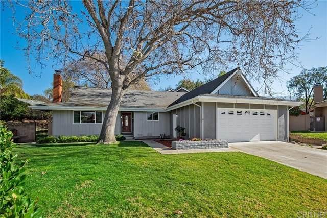 3724 Danmont Court, Newbury Park, CA 91320 (#SR20038277) :: Randy Plaice and Associates