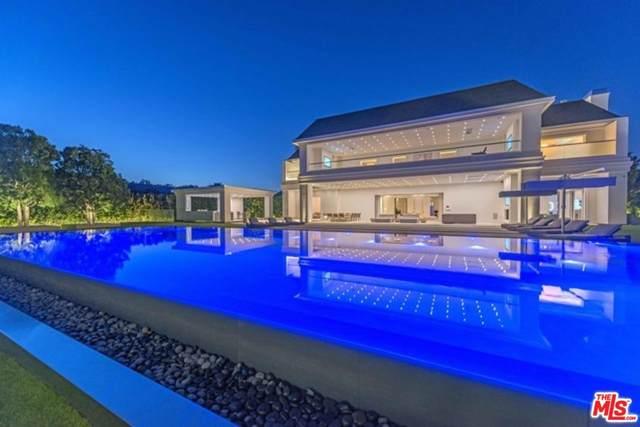 2571 Wallingford Drive, Beverly Hills, CA 90210 (#20556460) :: The Pratt Group