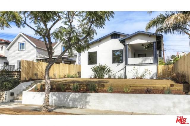 5909 Fayette Street, Los Angeles (City), CA 90042 (MLS #20556544) :: Deirdre Coit and Associates