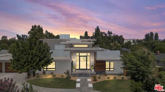 17201 Albers Street, Encino, CA 91316 (MLS #20556618) :: Deirdre Coit and Associates