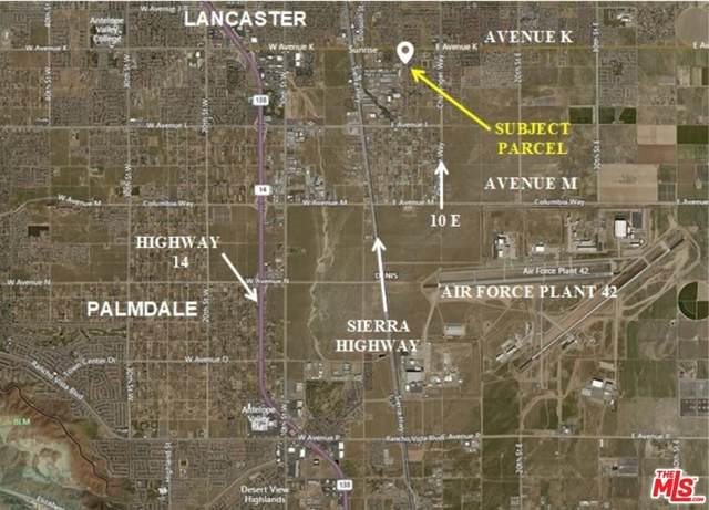43423 6TH ST. E. N OF K4 Street, Lancaster, CA 93535 (MLS #20556682) :: Deirdre Coit and Associates