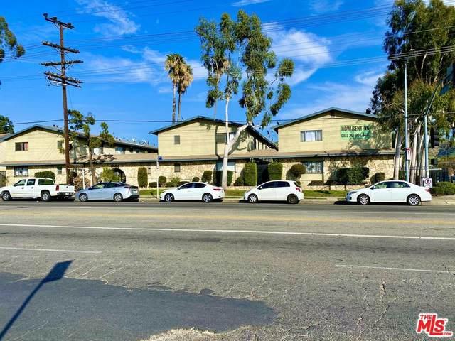 8500 Sunland #23, Sun Valley, CA 91352 (MLS #20-555294) :: Hacienda Agency Inc