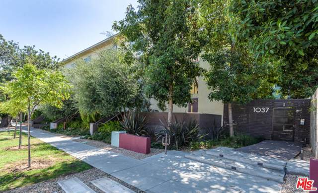 1037 N Laurel Avenue #13, West Hollywood, CA 90046 (#20555722) :: Lydia Gable Realty Group