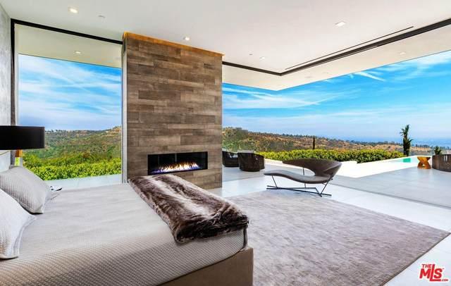 2200 Summitridge Drive, Beverly Hills, CA 90210 (#20556602) :: The Pratt Group