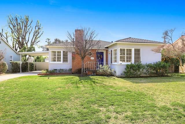 2254 Queensberry Road, Pasadena, CA 91104 (#820000723) :: Randy Plaice and Associates