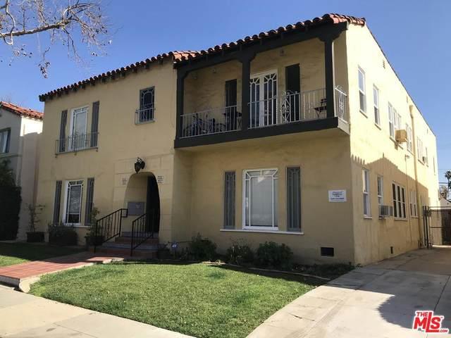 204 S Rexford Drive, Beverly Hills, CA 90212 (#20556494) :: The Suarez Team