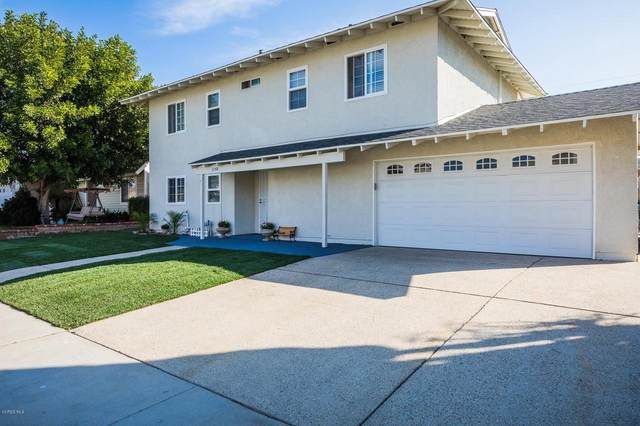 2148 Abraham Street, Simi Valley, CA 93065 (#220001975) :: Randy Plaice and Associates