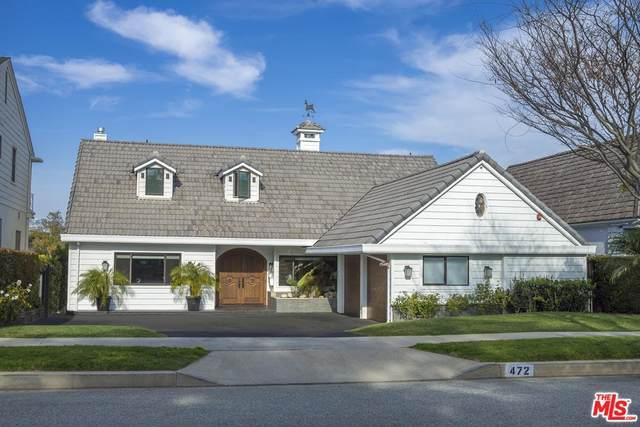 472 S Spalding Drive, Beverly Hills, CA 90212 (#20555944) :: The Suarez Team