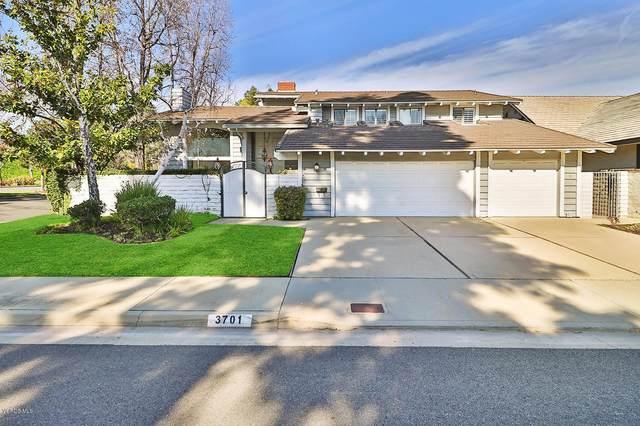 3701 Brigantine Circle, Westlake Village, CA 91361 (#220001982) :: The Pratt Group