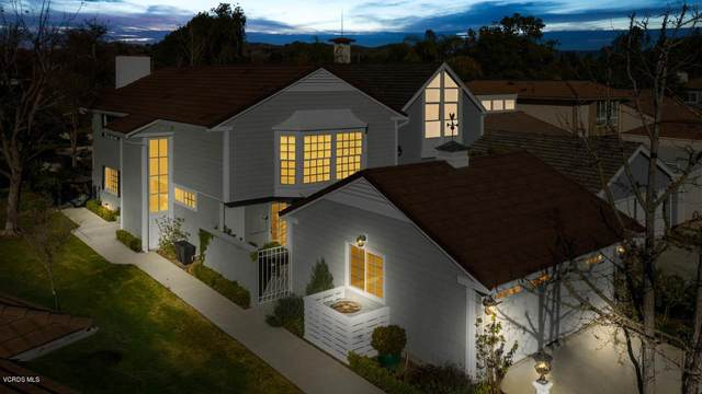 4149 Beachmeadow Lane, Westlake Village, CA 91361 (#220001990) :: The Pratt Group