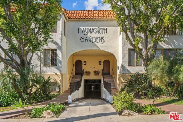 1345 N Hayworth Avenue #4, West Hollywood, CA 90046 (#20555616) :: Lydia Gable Realty Group